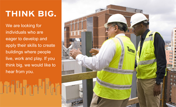 turners construction 5 turner construction jobs, including salaries, reviews, and other job information posted anonymously by turner construction employees find turner construction jobs on glassdoor get hired love your job.