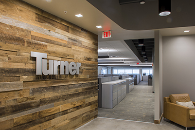 Orlando turner construction company for Office interior contractor