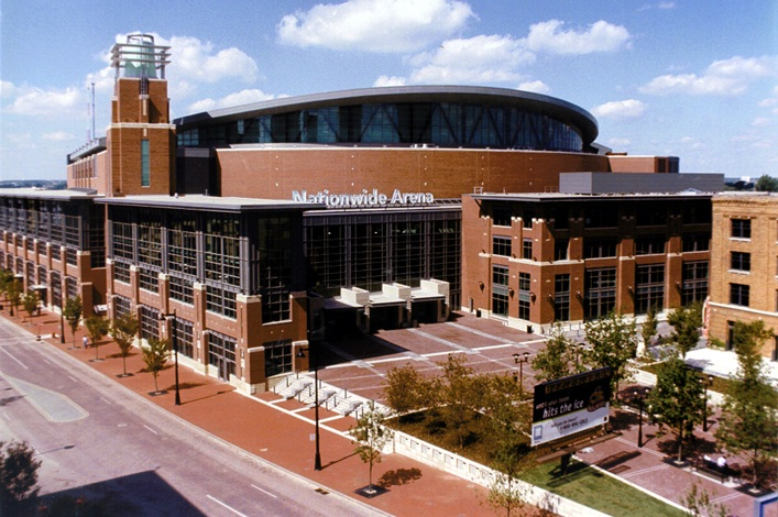 Nationwide Arena Turner Construction Company