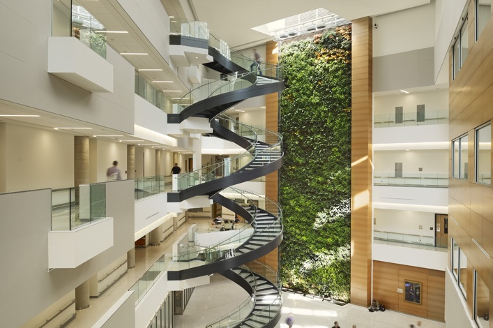 News turner sponsors living wall educational event at - Drexel planning design and construction ...