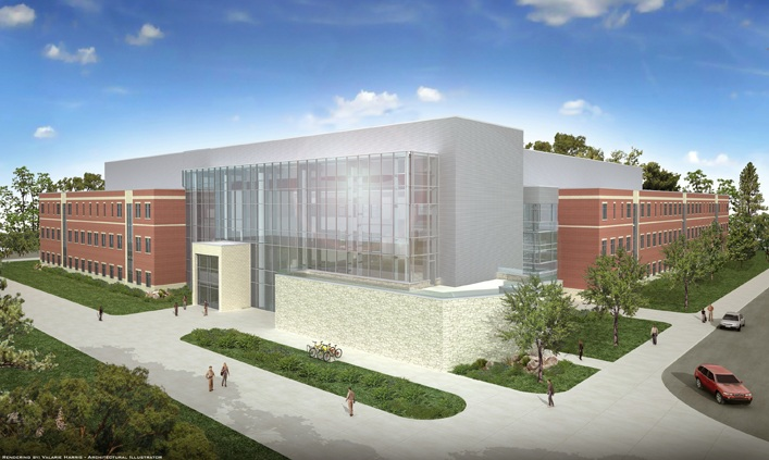 Middle Tennessee State University >> News   Turner Tops Out Middle Tennessee State University