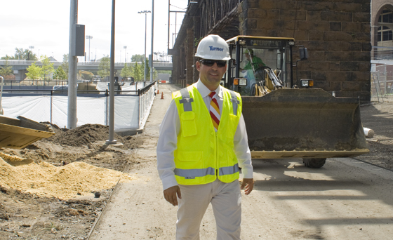 Military Service Members Turner Construction Company