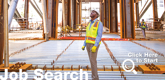 Job Search | Turner Construction Company