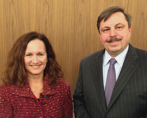 News | Karen Gould and Tom Gerlach Promoted to Executive