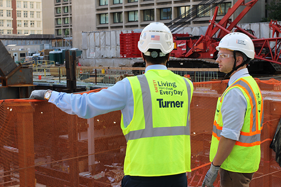 Opportunity to Grow | Turner Construction Company