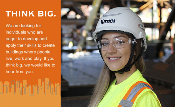 Careers | Turner Construction Company