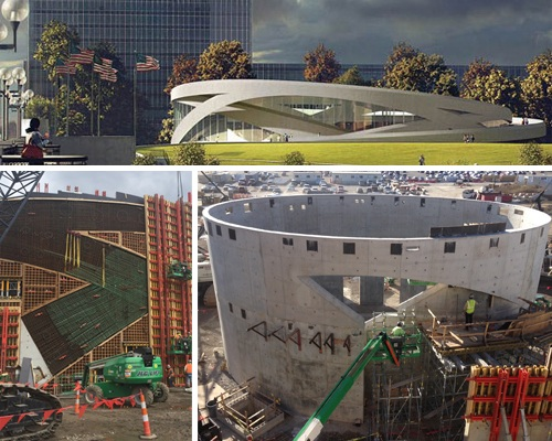 News a first look at the national veterans memorial and museum museum in columbus ohio an iconic cylindrical concrete superstructure is taking shape and the project team is looking ahead to some key milestones malvernweather Gallery