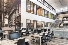 New Jersey Institute Of Technology Campus Center And