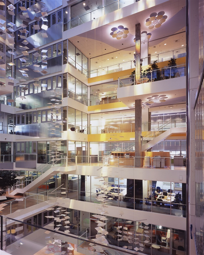 Genzyme Center Turner Construction Company
