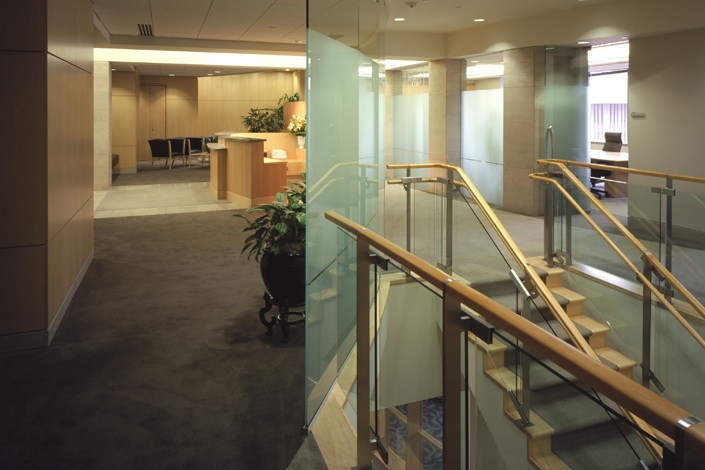 Perkins Coie Law Offices Turner Construction Company