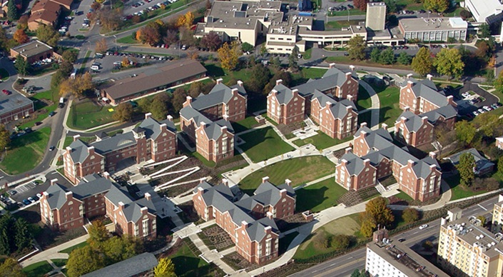 Penn State University - Eastview Terrace Student Housing ...
