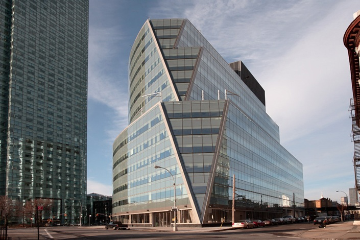 Lean Logistics Login >> Citigroup at Two Court Square | Turner Construction Company