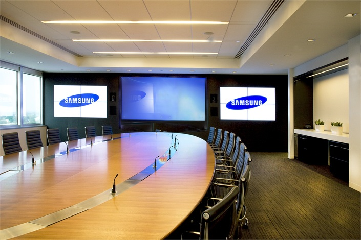 Samsung Electronics North America Headquarters Turner