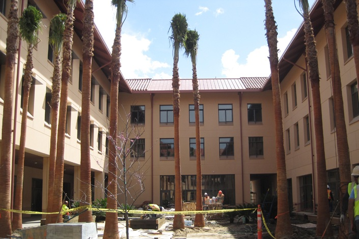 Stanford University Medical Center >> Stanford Graduate School of Business, Knight Management ...