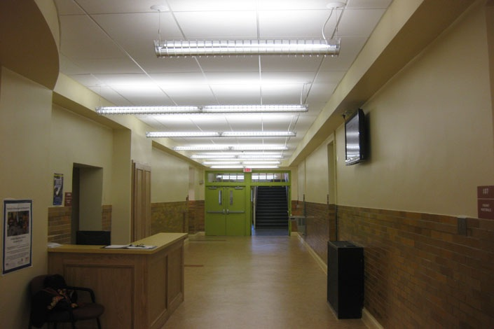 Classroom Action Research Design ~ Truesdell education campus summer classroom renovations