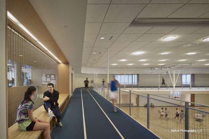 Drexel University Recreation Center Addition Turner Construction Company