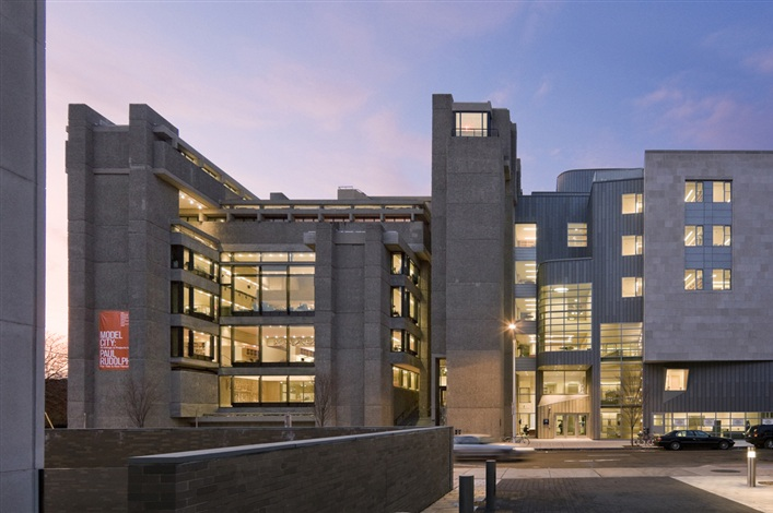 Yale university arts and architecture addition for Yale school of architecture