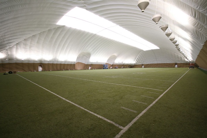 University Of Colorado Air Supported Practice Bubble