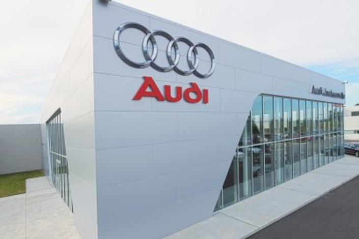 Sewickley Car Store Audi Dealership Turner Construction Company - Audi dealers in south florida
