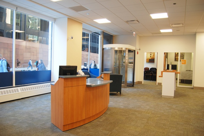 PNC Bank at 300 West Adams | Turner Construction Company