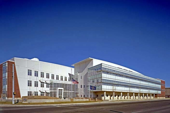 State Of Indiana Forensic And Health Sciences Laboratories