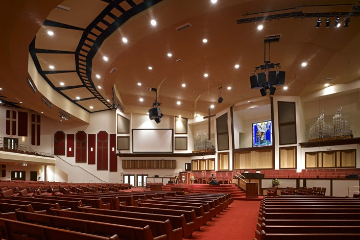 Enon Tabernacle Baptist Church Turner Construction Company