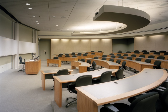 Classroom Design For Grade 7 ~ University of chicago booth school business charles m