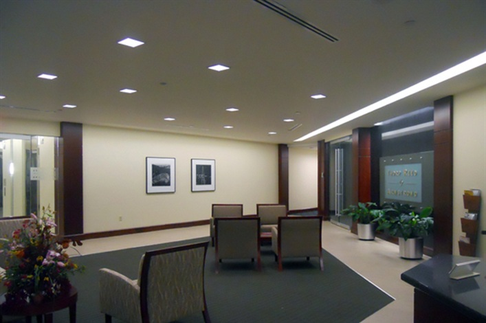 Thorpe Reed amp Armstrong Law Firm Interior Fitout Turner