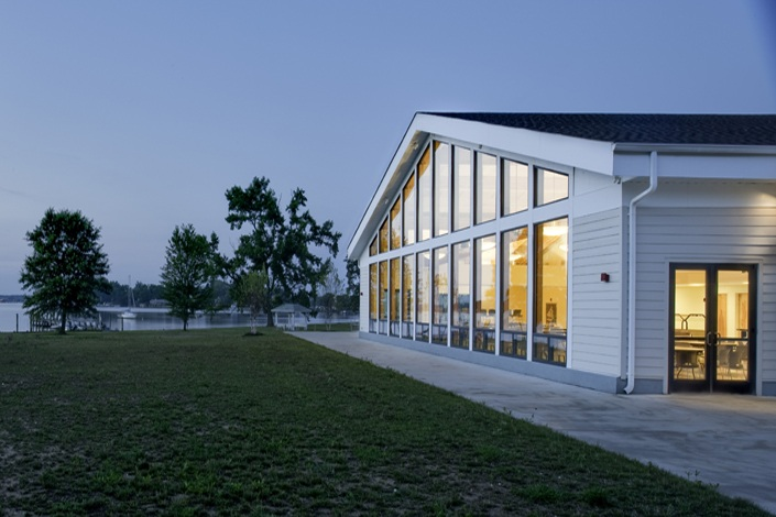 West River Camping and Retreat Center Dining Hall | Turner