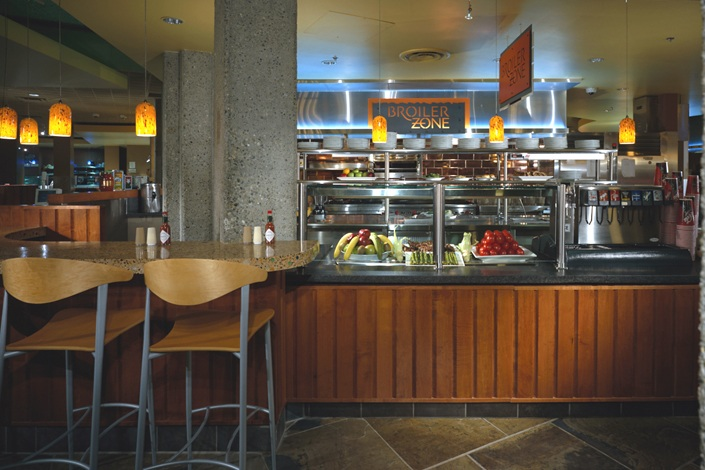 Mcmahon Dining Hall Remodel Turner Construction Company