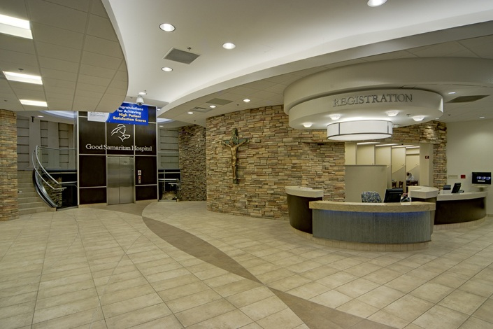 Good Samaritan Hospital - Emergency Department and Lobby Expansion ...