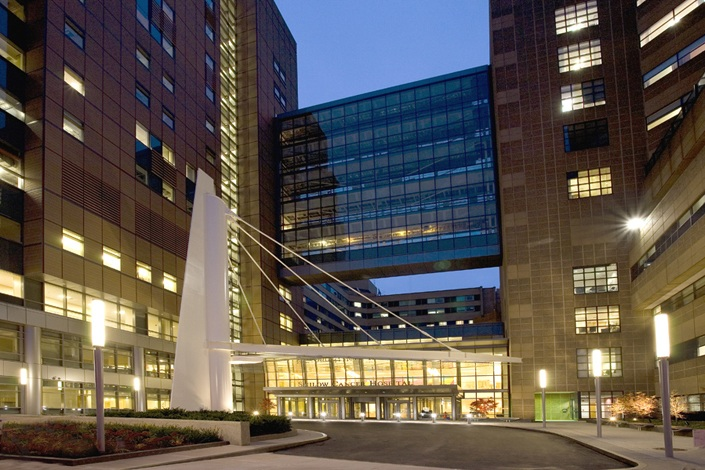 Smilow Cancer Hospital At Yale New Haven Turner Construction Company