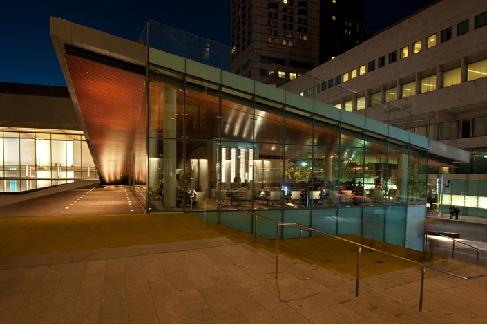 65th Street Development Project At Lincoln Center Turner