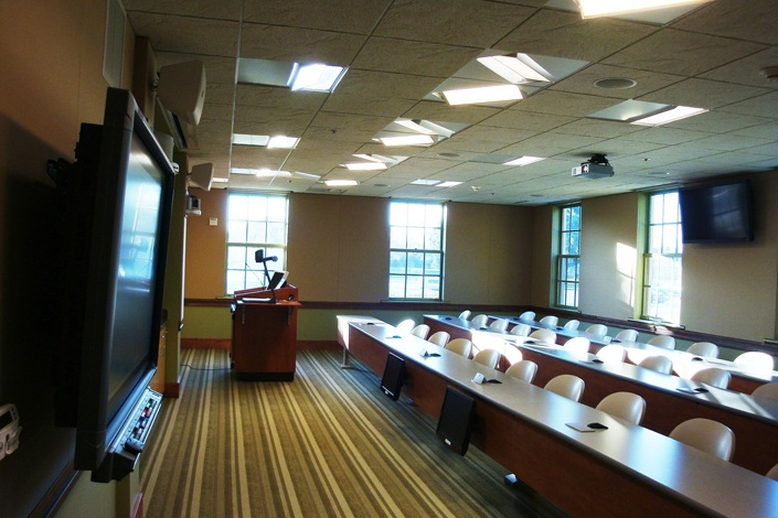 Classroom Electrical Design ~ Carnegie mellon university silicon valley campus turner