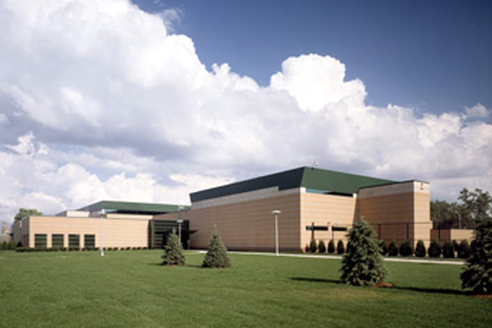 Oakland County Work Release Facility Turner Construction