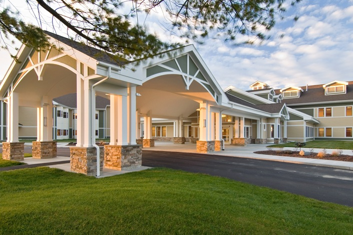 Oxford veterans nursing home turner construction company for How to build a retirement home