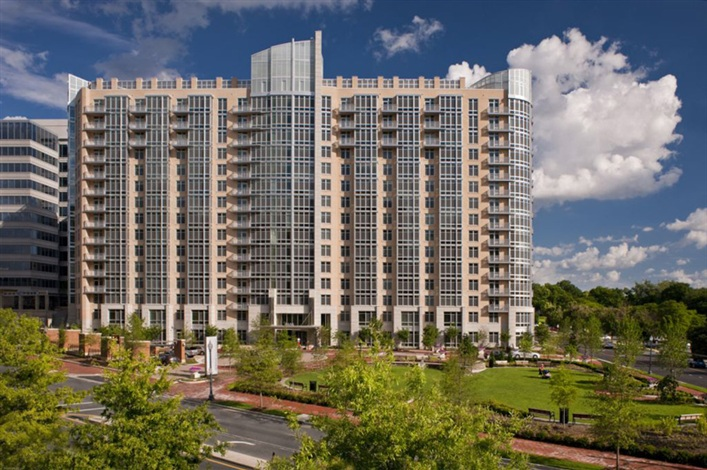 Wisconsin Place Residential Tower Turner Construction