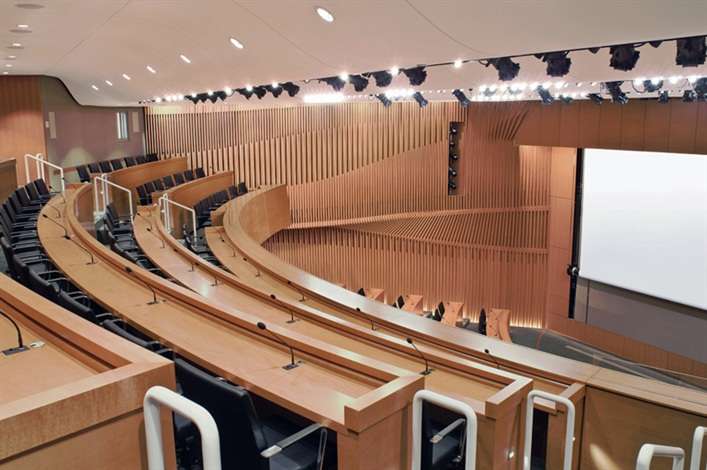 Goldman Sachs Headquarters Auditorium & Conference Center | Turner