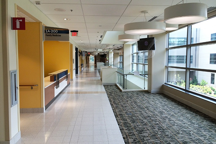Facities Management Planning And Design Construction For Parnter Hospital