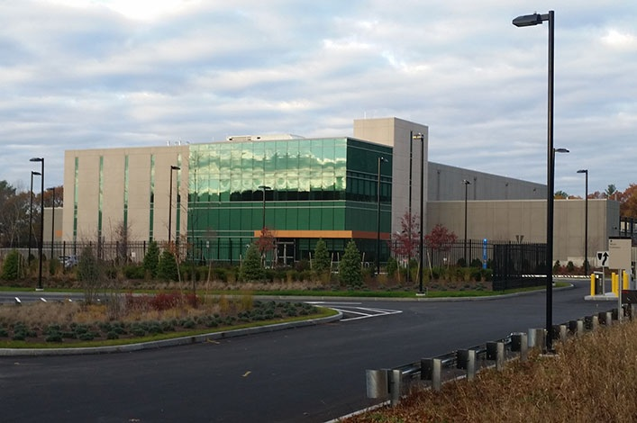 Partners HealthCare System Data Center | Turner Construction Company