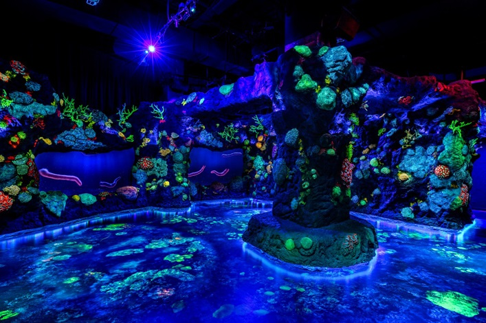 National Geographic Encounter: Ocean Odyssey | Turner Construction Company