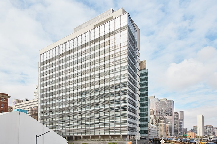 NYU Langone Medical Center, Science Building | Turner