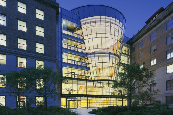 Collaborative Teaching Nyc : The rockefeller university collaborative research center