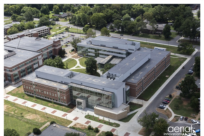Middle Tennessee State University >> Middle Tennessee State University Science Facility Turner
