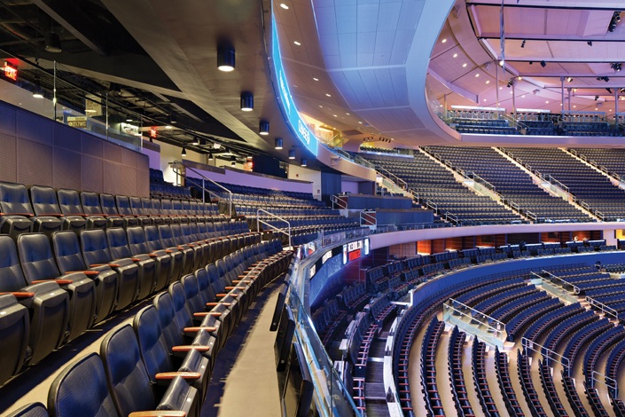 Madison Square Garden Transformation Turner Construction