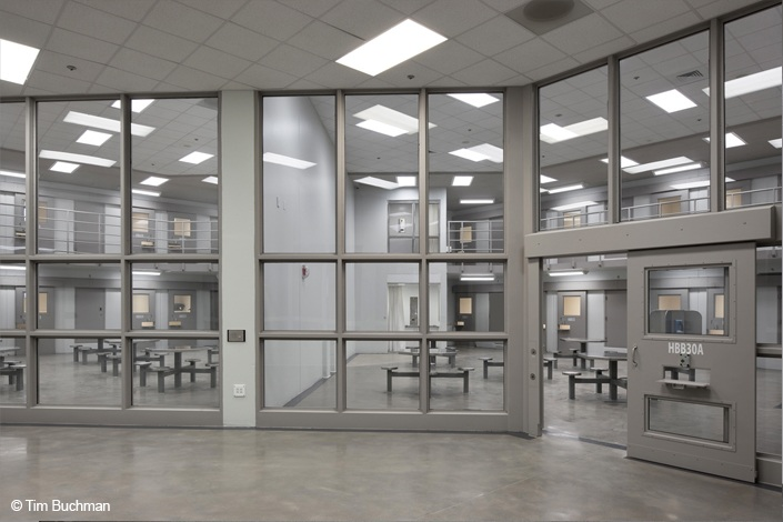 Cabarrus County Detention Housing Facility | Turner