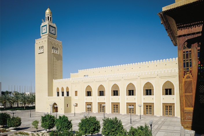 Seif Palace | Turner Construction Company
