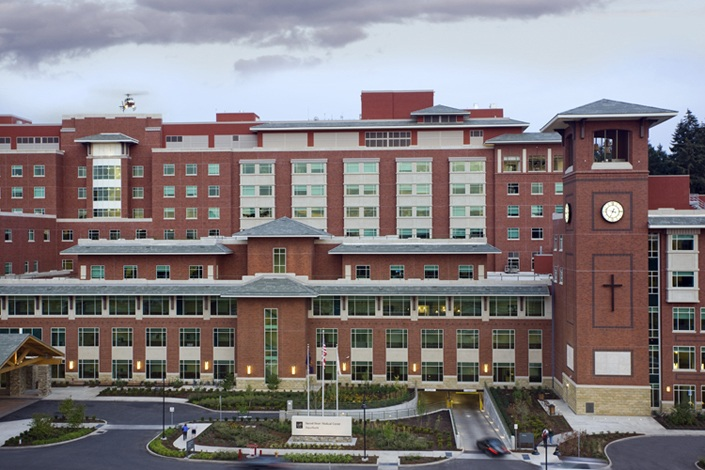 Providence-Oregon: A network of hospitals, care centers ...