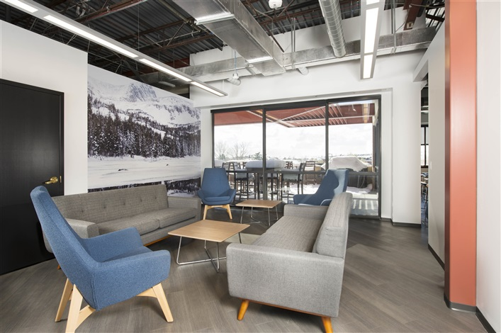Confidential Client Office Build Out Turner Construction