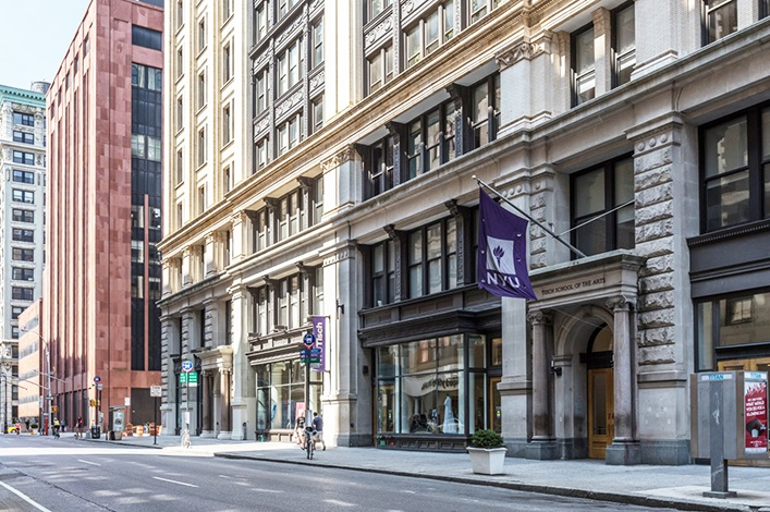 New York University Tisch School Of The Arts Drama Studios And Musical Theater Turner Construction Company